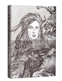Odin's Girl [hardcover] by Kim Wilkins
